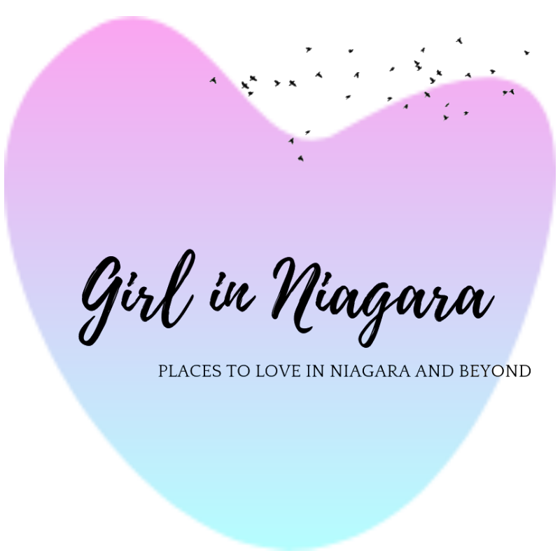 Girl in Niagara Logo