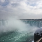 Words Like Niagara Falls: Flash Fiction