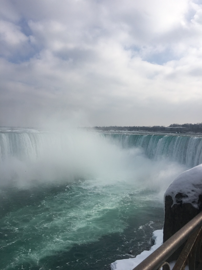 Niagara Falls in winter by Girl in Niagara