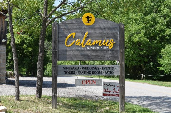 Review of Calamus Estate Winery in Jordan Niagara Ontario