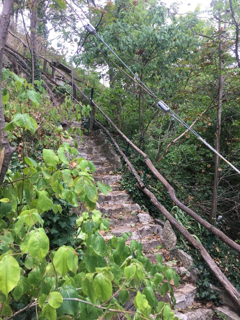 Uli Stairs Hamilton Ontario a handmade dream
