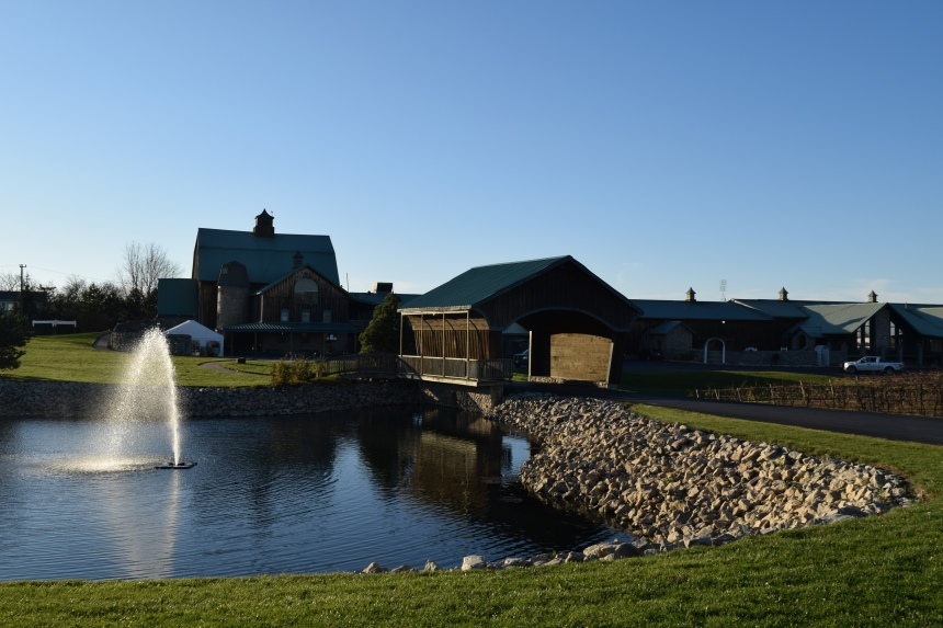 Hernder Estate Winery Niagara Ontario. Experience the wines and the history.