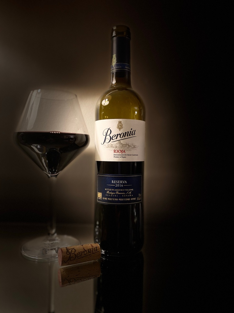 The Story of John Hemingway and Beronia. What's the connection in this wine review and short winemotion story.