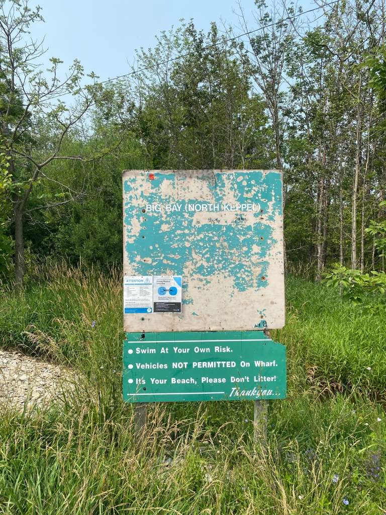 Big Bay Ontario The Stone Skipping Capital of Canada